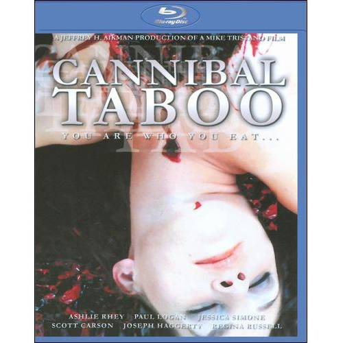 Cannibal Taboo (Blu-ray)