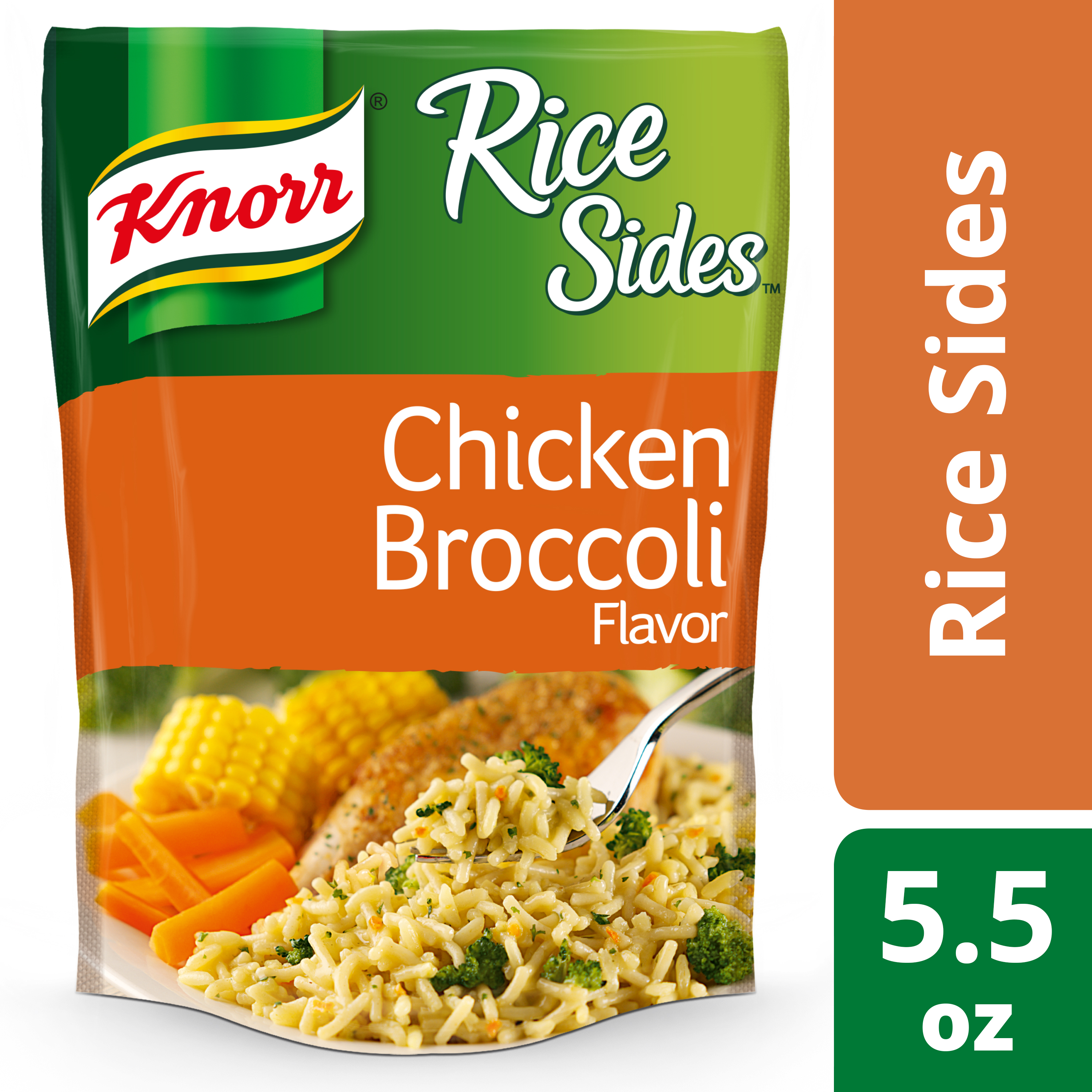 Knorr Chicken Broccoli Rice Side Dish 5.5 oz