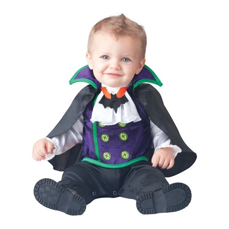 Infant Count Cutie Vampire Costume by Incharacter Costumes LLC? 16023 - Vampire Pirate Costume