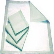 Select Underpad  36 x 36 Inch, Disposable, Heavy Absorbency, Bag of 10