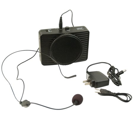 VoiceBooster 20 Watt Portable Voice Amplifier
