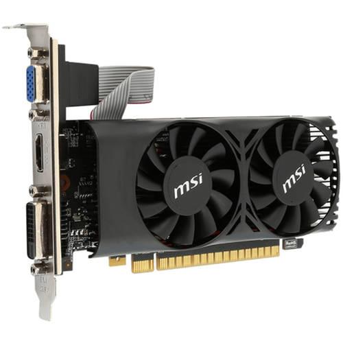 MSI NVIDIA GeForce GTX 750Ti 2GB GDDR5 PCI Express 3.0 Graphics Card