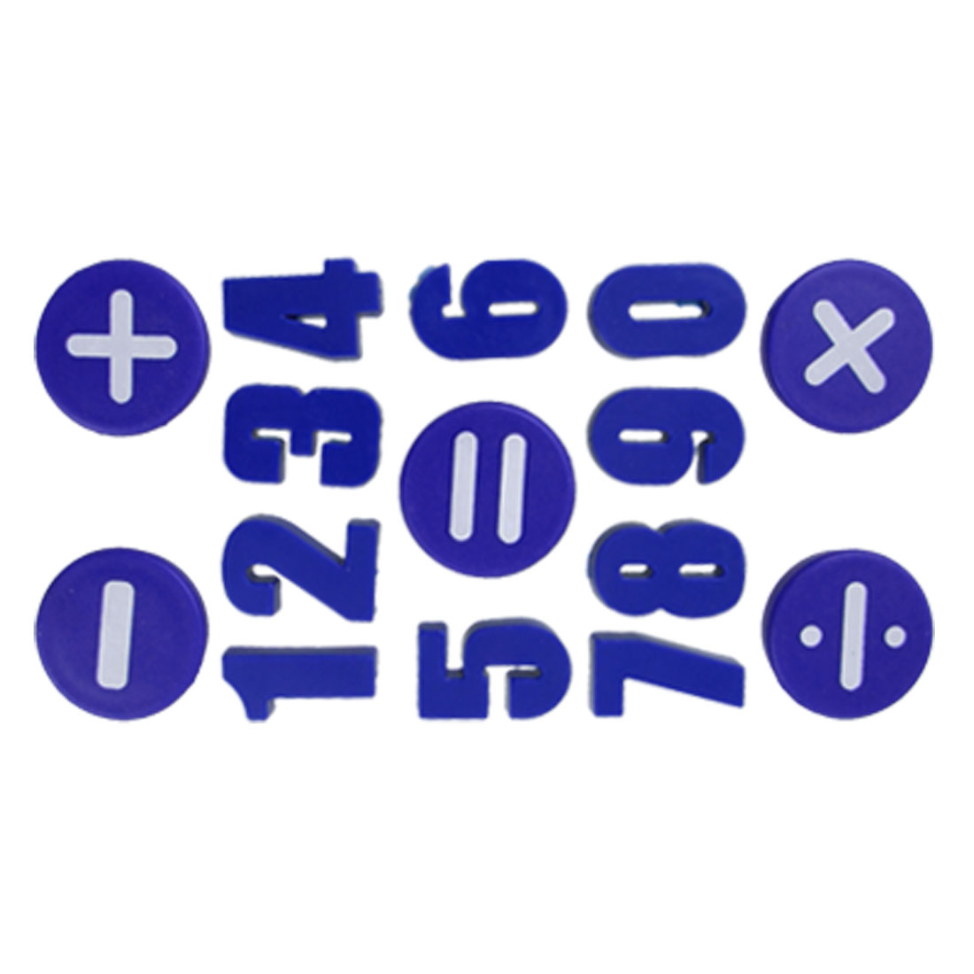 15 Pcs Kids Educational Arithmetic Sign Fridge Refrigerator Magnets Sticker