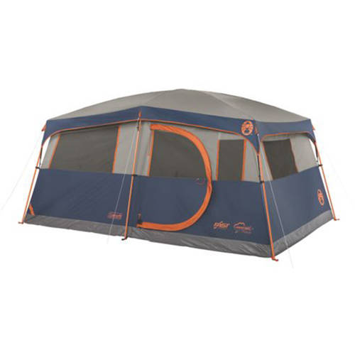 Coleman Mount Hersey II Fast Pitch 8-Person Cabin with Closet
