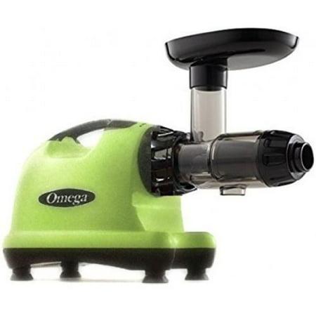 Omega Green J8006 Juicer Juice Extractor