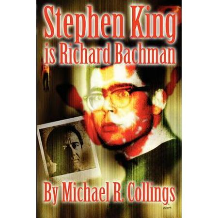 Stephen King Is Richard - Stephen King It Mask
