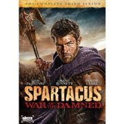 Spartacus: War of the Damned by ANCHOR BAY HOME ENTERTAINMENT