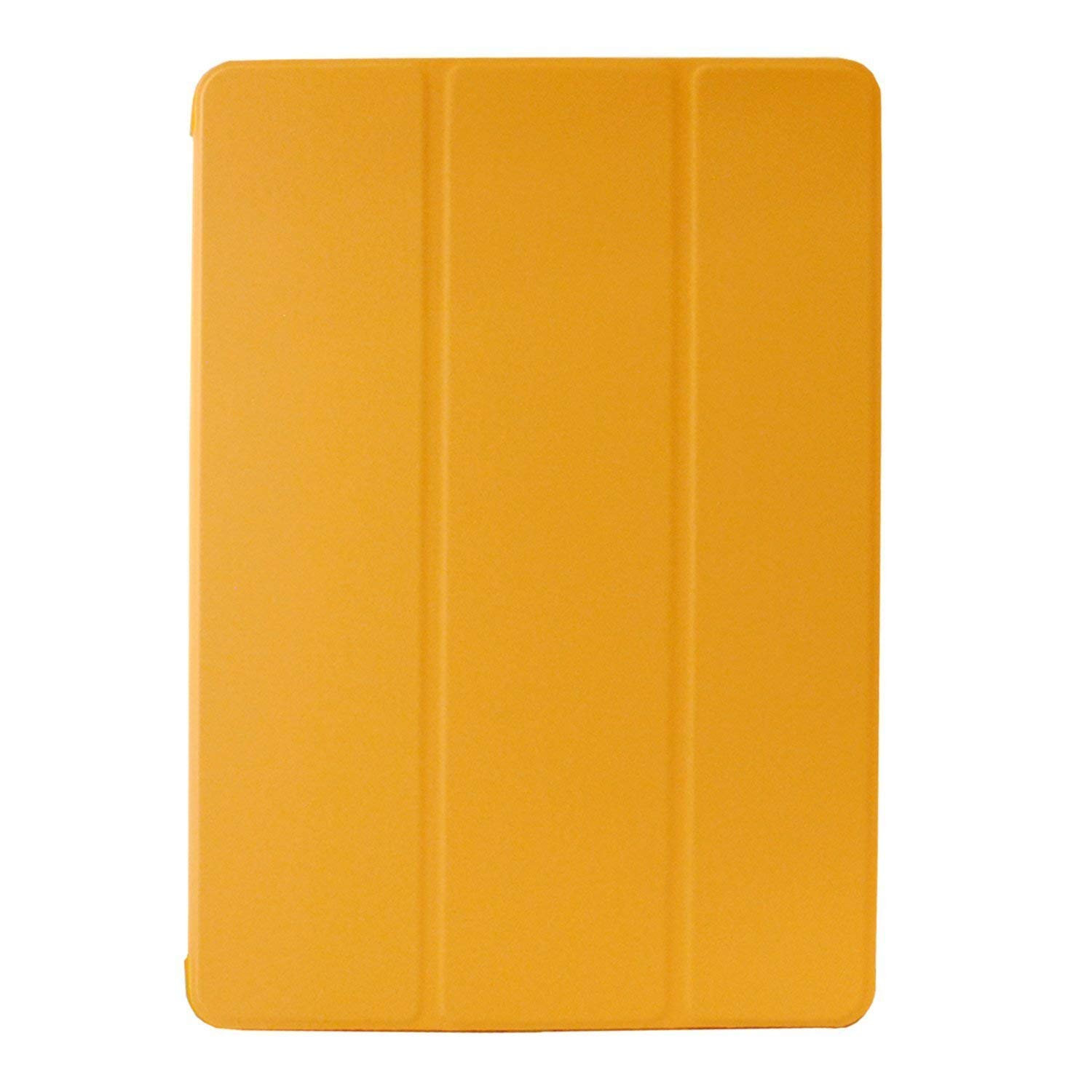 MIIU by Digiparts Ultra Thin Magnetic Smart Cover & Clear Back Case for Apple iPad Air(5th Gen), Yellow - image 4 of 5