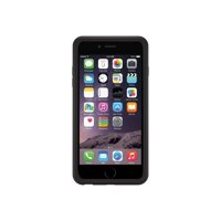 OtterBox Symmetry Series Apple iPhone 6 Plus - Retail - protective case for cell phone - polycarbonate, synthetic rubber - black - for Apple iPhone 6 Plus