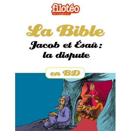 Halloween Et La Bible (La Bible en BD, Jacob et Esau: la dispute -)