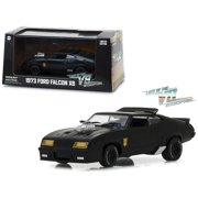 "1973 Ford Falcon XB Black ""Last of the V8 Interceptors"" (1979) Movie 1/43 Diecast Model Car  by Greenlight"