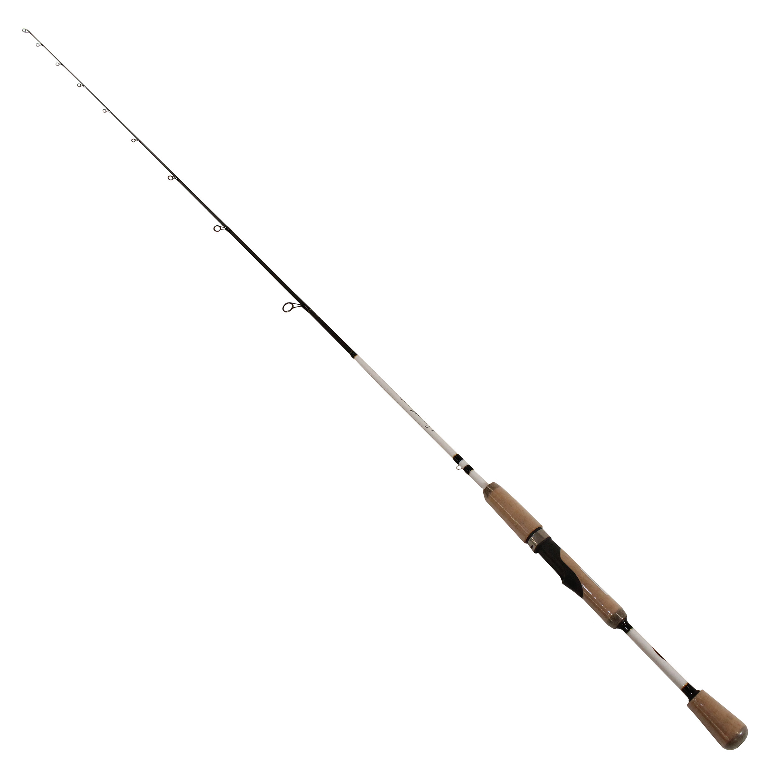Lews Fishing Wally Marshall Pro Rod 7', 1 Piece, Medium/Light Power, Medium...