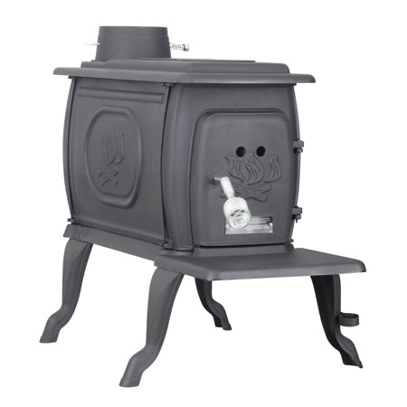 - EPA Certified Cast Iron Logwood Stove
