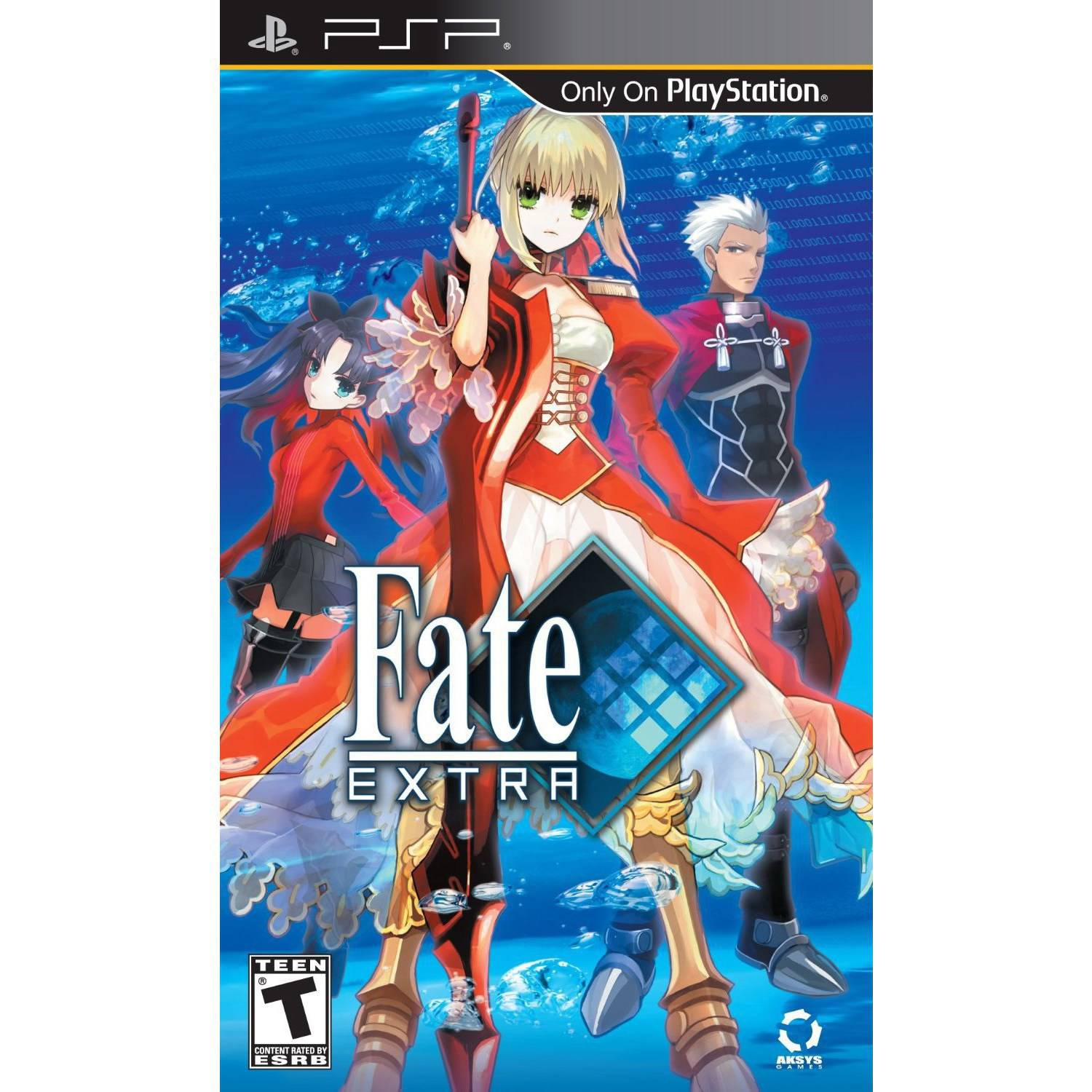 Fate Extra PSP Limited Edition