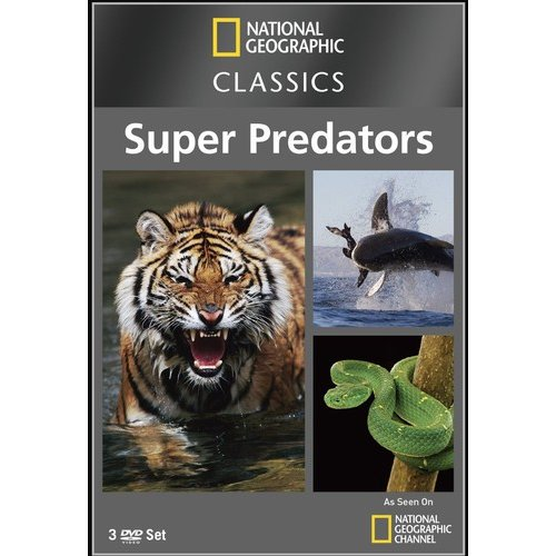 National Geographic Classics: Super Predators (Widescreen) by