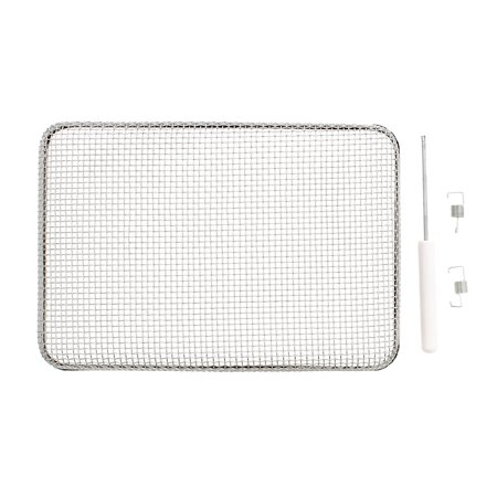 ABN RV Bug Vent Screen 5.9' x 8.5' x 1.3' Inch for Water Heater Vents with Installation Tool ()