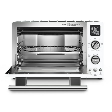 KitchenAid RKCO275WH Convection Digital Countertop Oven, White (CERTIFIED REFURBISHED) (kitchen aid gas range countertop)