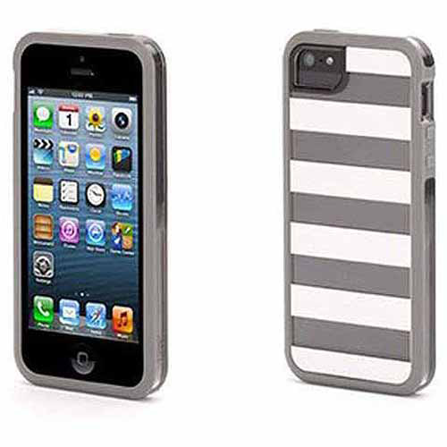 Griffin Separates Case for Apple iPhone SE 5 5S - White/Gray