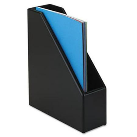 Eldon Office Products 62536 Wood Tones Magazine File 3 1 2 X 10
