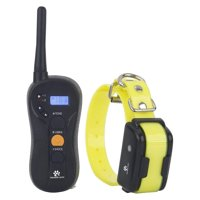 HotSpot Pets Wireless Waterproof & Rechargeable Long Range Dog Training Collar, W/ 16 Levels of Shock and Vibration,