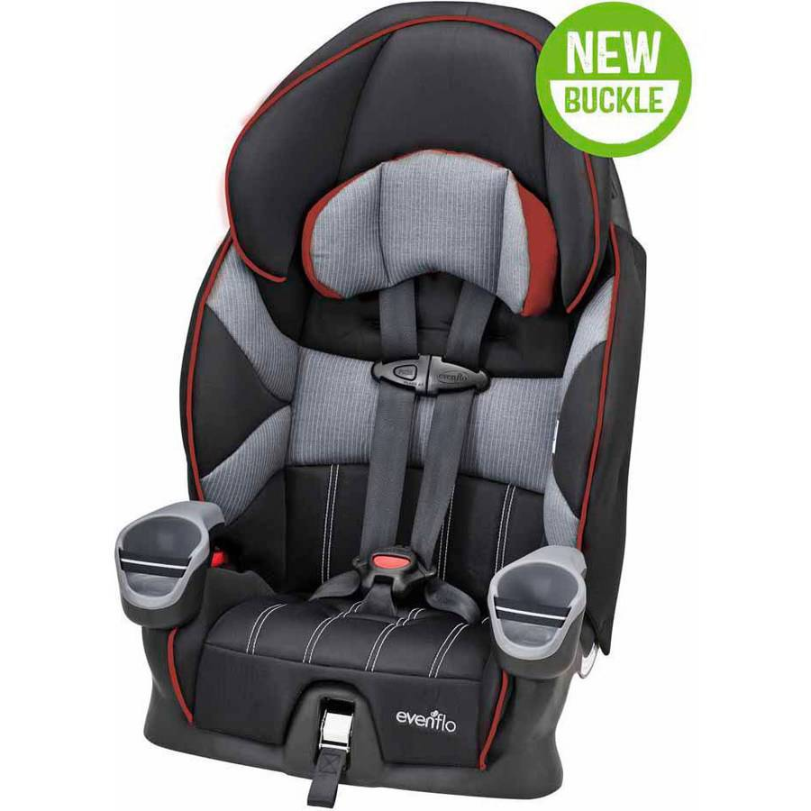 Evenflo Maestro Harness Booster Car Seat, choose your color