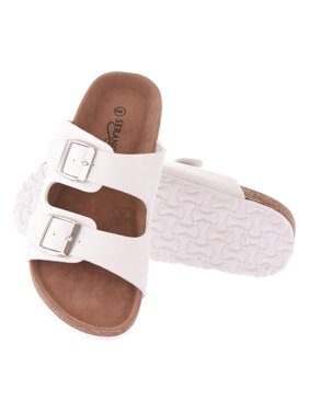 4dd391cd37 Product Image Seranoma Cork Sandals For Women: Casual Slide Summer For  Spring And Summer, Comfortable Cushioning