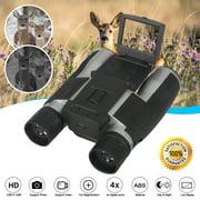 "Best Football Binoculars - 5MP 32GB Digital Binoculars Camera Telescope, Camera 2"" Review"