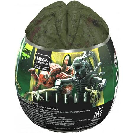 Mega Construx Aliens Xenomorph Egg Pack (Styles May Vary)