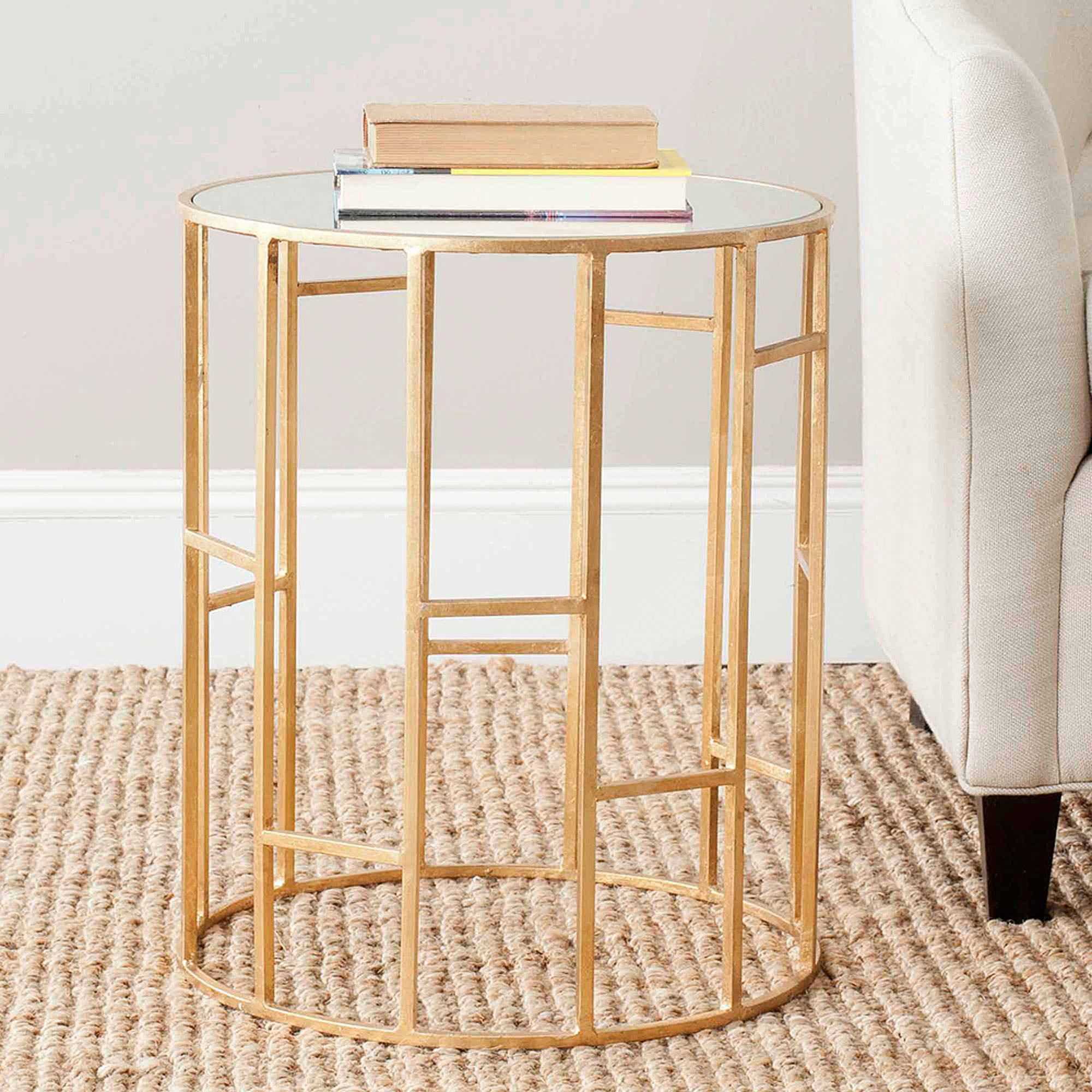 Safavieh Doreen Accent Table, Multiple Colors
