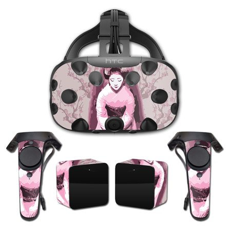 MightySkins Skin For HTC Vive Full Coverage, Pro Headset Only, Coverage | Protective, Durable, and Unique Vinyl Decal wrap cover Easy To Apply, Remove, Change Styles Made in the USA