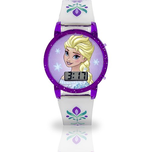Frozen Flashing Light Up Watch