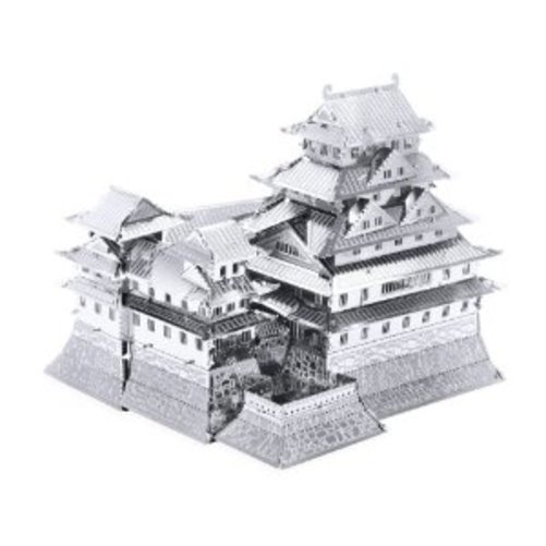 Metal Earth 3D Laser Cut Model - Himeji Castle Multi-Colored