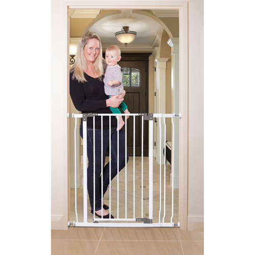 "Dreambaby Liberty Tall Auto-Close Security Gate with 3.5"" Extension"