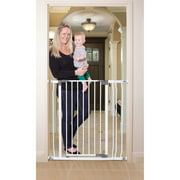 "Dreambaby Liberty Extra Tall, Smart Stay-Open 29""-36.5"" Baby Gate"