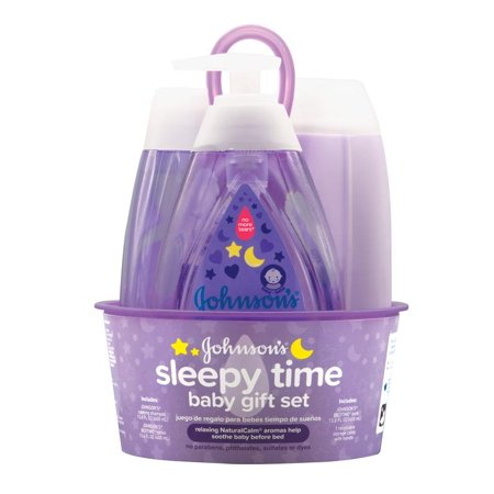Johnsons Sleepy Time Baby Gift Set