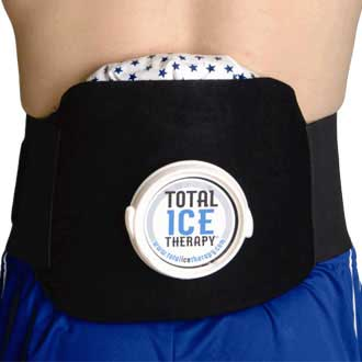 Total Ice Wrap - Lower Back