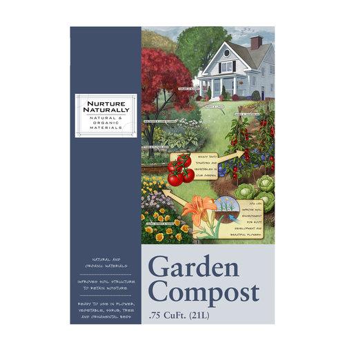 Nurture Naturally Garden Compost, .75CF