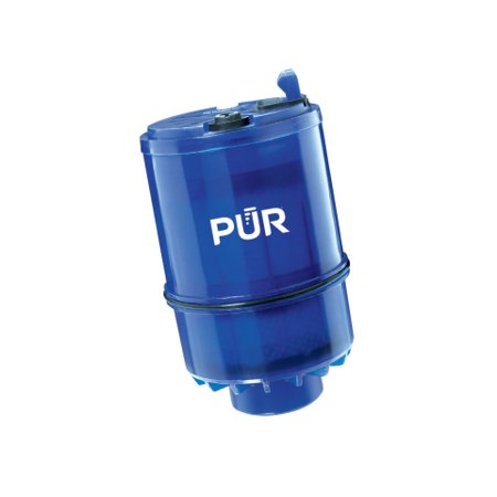 PUR MineralClear Faucet Water Replacement Filter, RF9999-3, 3