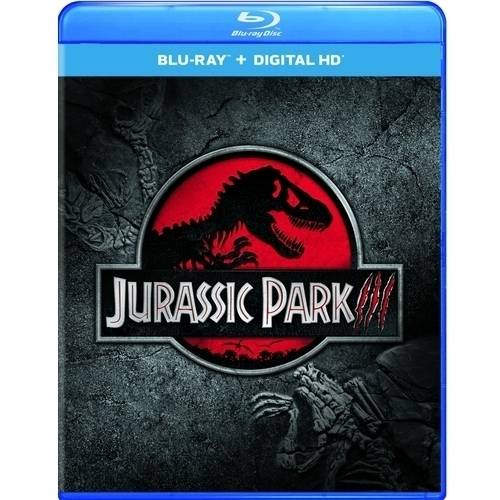 Jurassic Park III (Blu-ray + Digital HD) (With INSTAWATCH) by