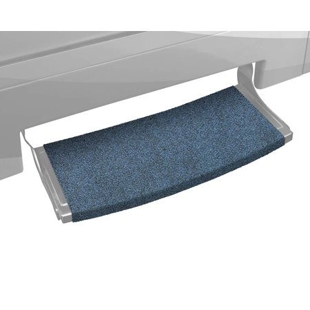 - Prest-O-Fit 2-0382 Outrigger Radius XT RV Step Rug Atlantic Blue 22 In. Wide