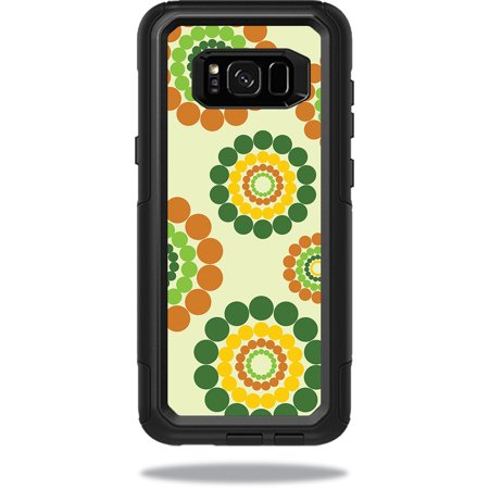 Skin For OtterBox Commuter Samsung Galaxy S8+ Case – Hippie Flowers | MightySkins Protective, Durable, and Unique Vinyl Decal wrap cover | Easy To Apply, Remove, and Change Styles | Made in the USA](Easy Hippie Outfit)
