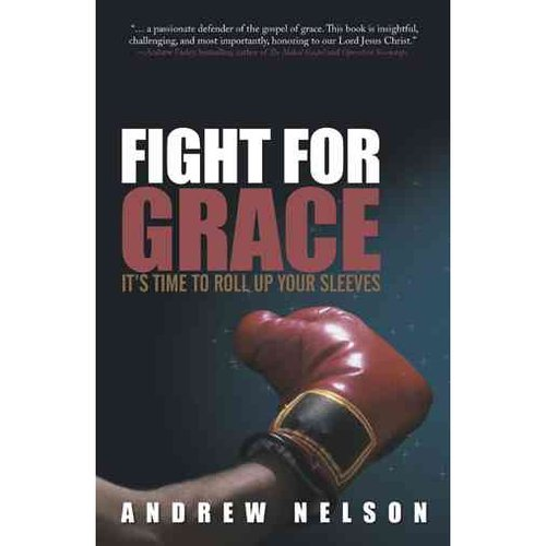 Fight for Grace: It's Time to Roll Up Your Sleeves