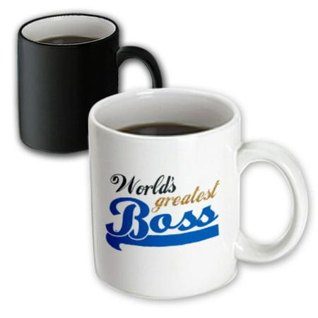 3drose Worlds Greatest Boss Best Work Boss Ever Blue And Gold