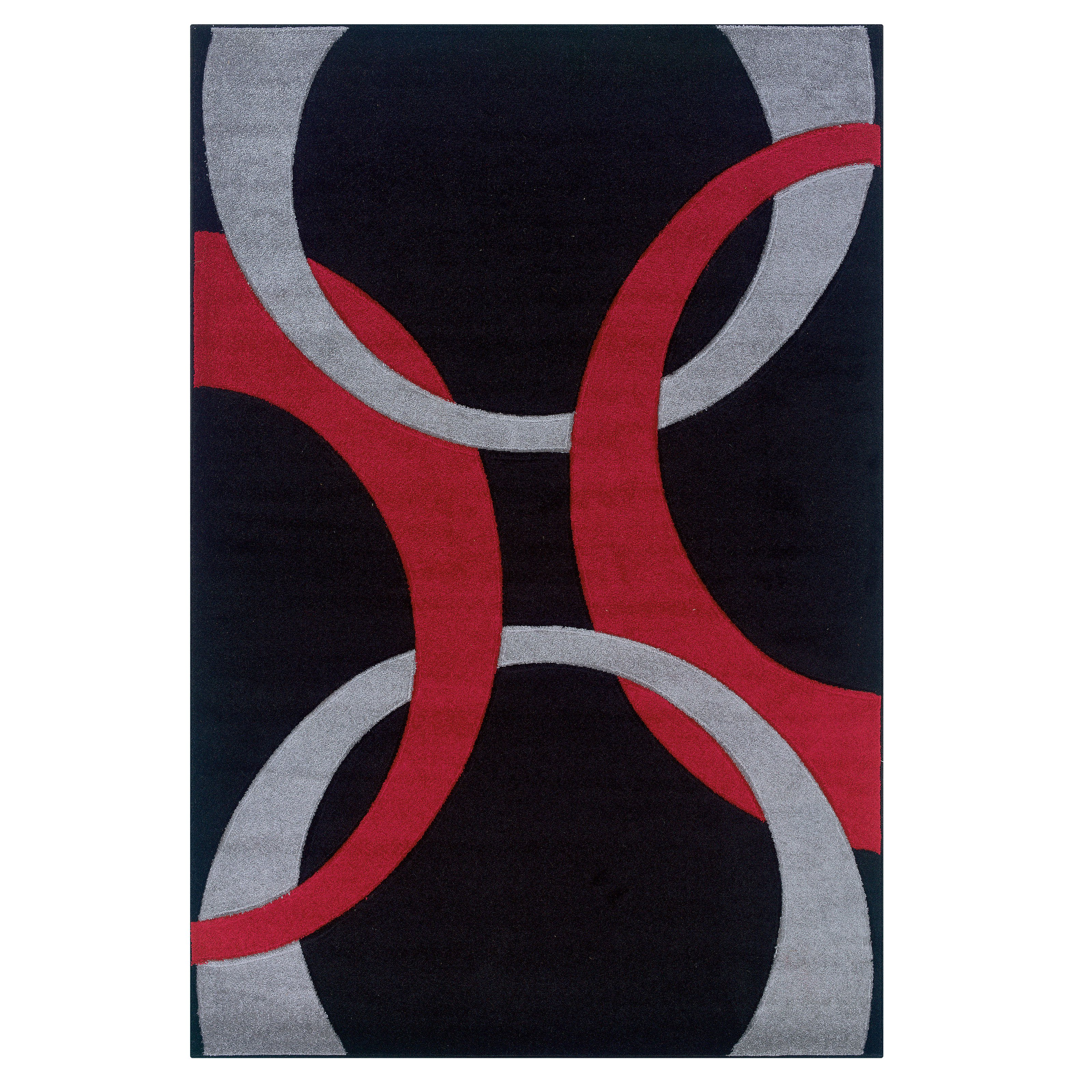Corfu Contemporary Circles Rug