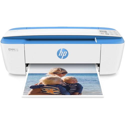 HP Deskjet 3755 All-In-One Multifunction Printer - Color 2 Ink Cartridges (1 Black, 1 Tri-color [Cyan, Magenta, Yellow])