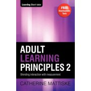 Adult Learning Principles 2