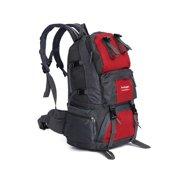 Zimtown 50L Climbing Waterproof Backpack, Travel Rucksack Bag for Camping Hiking Mountaineering Trekking Outdoor Sports