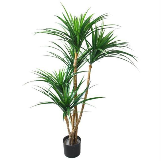51 inch Julian Tropical Yucana Artificial Tree