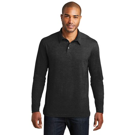 Port AuthorityMen's Long Sleeve Meridian  Blend Polo shirt