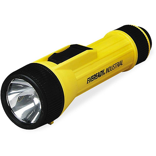 Energizer Eveready Heavy-Duty Industrial D Flashlight